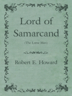 Lord of Samarcand (The Lame Man)