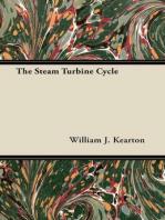 The Steam Turbine Cycle