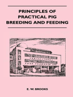 Principles of Practical Pig Breeding and Feeding