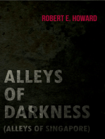 Alleys of Darkness (Alleys of Singapore)