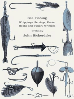Sea Fishing - Whippings, Servings, Knots, Hooks and Sundry Wrinkles