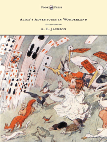 Alice's Adventures in Wonderland - Illustrated by T. H. Robinson & C. Pears