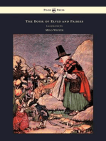The Book of Elves and Fairies - For Story Telling and Reading Aloud and for the Children's Own Reading - Illustrated by Milo Winter