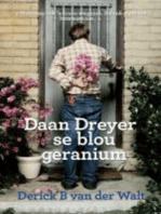 Daan Dreyer se blou geranium
