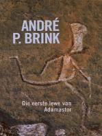Eerste lewe van Adamastor