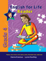 English for Life Reader Grade 4 Home Language