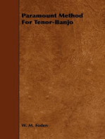 Paramount Method For Tenor-Banjo