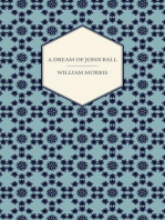 A Dream of John Ball (1886)