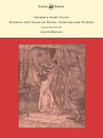Grimm's Fairy Tales - Stories and Tales of Elves, Goblins and Fairies - Illustrated by Louis Rhead