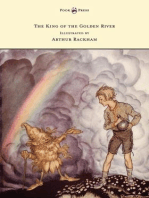 The King of the Golden River - Illustrated by Arthur Rackham