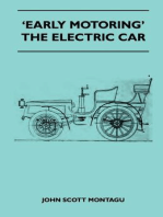 Early Motoring' - The Electric Car