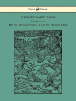 Grimms' Fairy Tales - Illustrated by Ruth Moorwood and H. Rountree