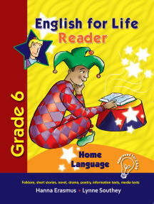 English for Life Reader Grade 6 Home Language