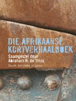Die Afrikaanse Kortverhaalboek