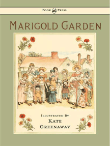 Marigold Garden - Pictures and Rhymes - Illustrated by Kate Greenaway
