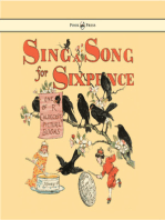 Sing a Song for Sixpence - Illustrated by Randolph Caldecott