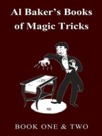 Al Baker's Books of Magic Tricks - Book One & Two