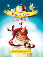 Prinses Talia en die draak
