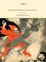Poe's Tales of Mystery and Imagination - Illustrated by Arthur Rackham