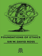 Foundations of Ethics