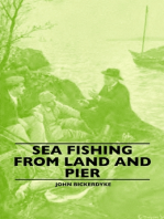 Sea Fishing from Land and Pier