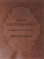 Your Leatherwork - With Plates and Diagrams by the Author