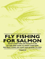 Fly Fishing for Salmon - With Chapters on