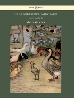 Hans Andersen's Fairy Tales - Illustrated by Milo Winter