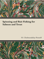 Spinning and Bait Fishing for Salmon and Trout