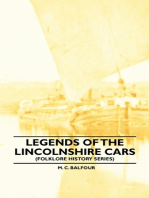 Legends Of The Lincolnshire Cars (Folklore History Series)