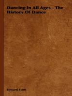 Dancing in All Ages - The History of Dance