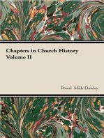Chapters In Church History