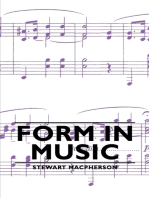 Form in Music