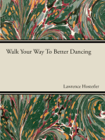 Walk Your Way To Better Dance