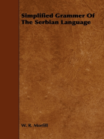 Simplified Grammer of the Serbian Language