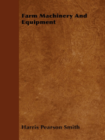 Farm Machinery And Equipment
