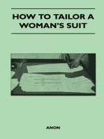 How to Tailor A Woman's Suit
