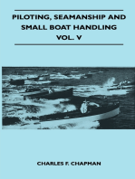 Piloting, Seamanship and Small Boat Handling - Vol. V