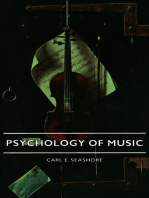 Psychology of Music