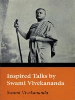Inspired Talks by Swami Vivekananda