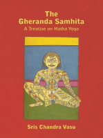 The Gheranda Samhita - A Treatise on Hatha Yoga