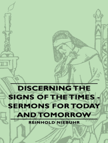 Discerning the Signs of the Times - Sermons for Today and Tomorrow