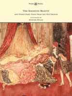 The Sleeping Beauty and Other Fairy Tales from the Old French - Illustrated by Edmund Dulac