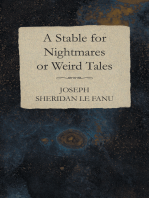 A Stable for Nightmares or Weird Tales