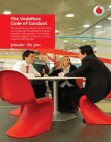 Study on Vodafone Code of Conduct