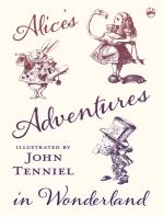 Alice's Adventures in Wonderland - Illustrated by John Tenniel