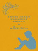 Young Folk's Treasury Volume II - in 12 Volumes