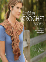 Tunisian Crochet Encore