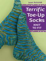 Terrific Toe-Up Socks