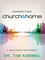 Connecting Church & Home: A Grace-Based Partnership